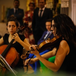 violin y chelo